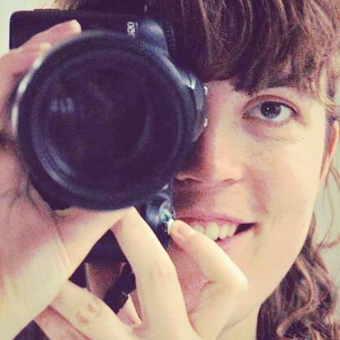 Wendy als fotograaf