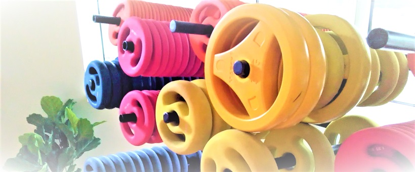 Gratis BodyPump schema: wanneer welk gewicht?