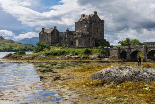 Kasteel Eilean Donan in Schotland