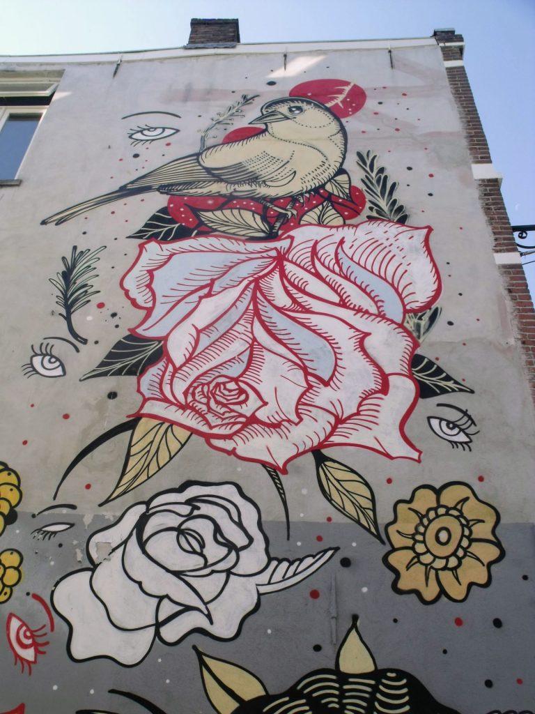 Bunker Tattoo, Blind Walls Gallery Breda