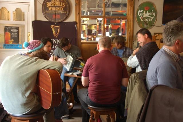 Ierse live muziek
