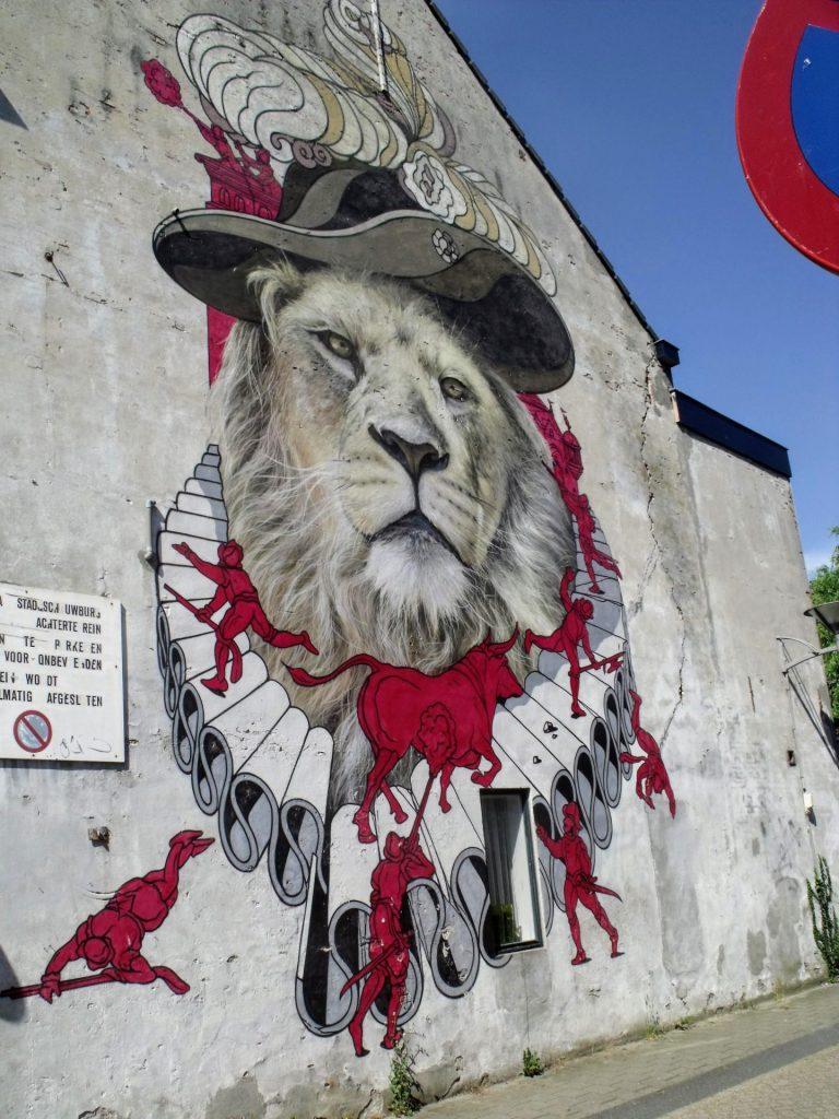 Godevaert Montens, Blind Walls Gallery Breda