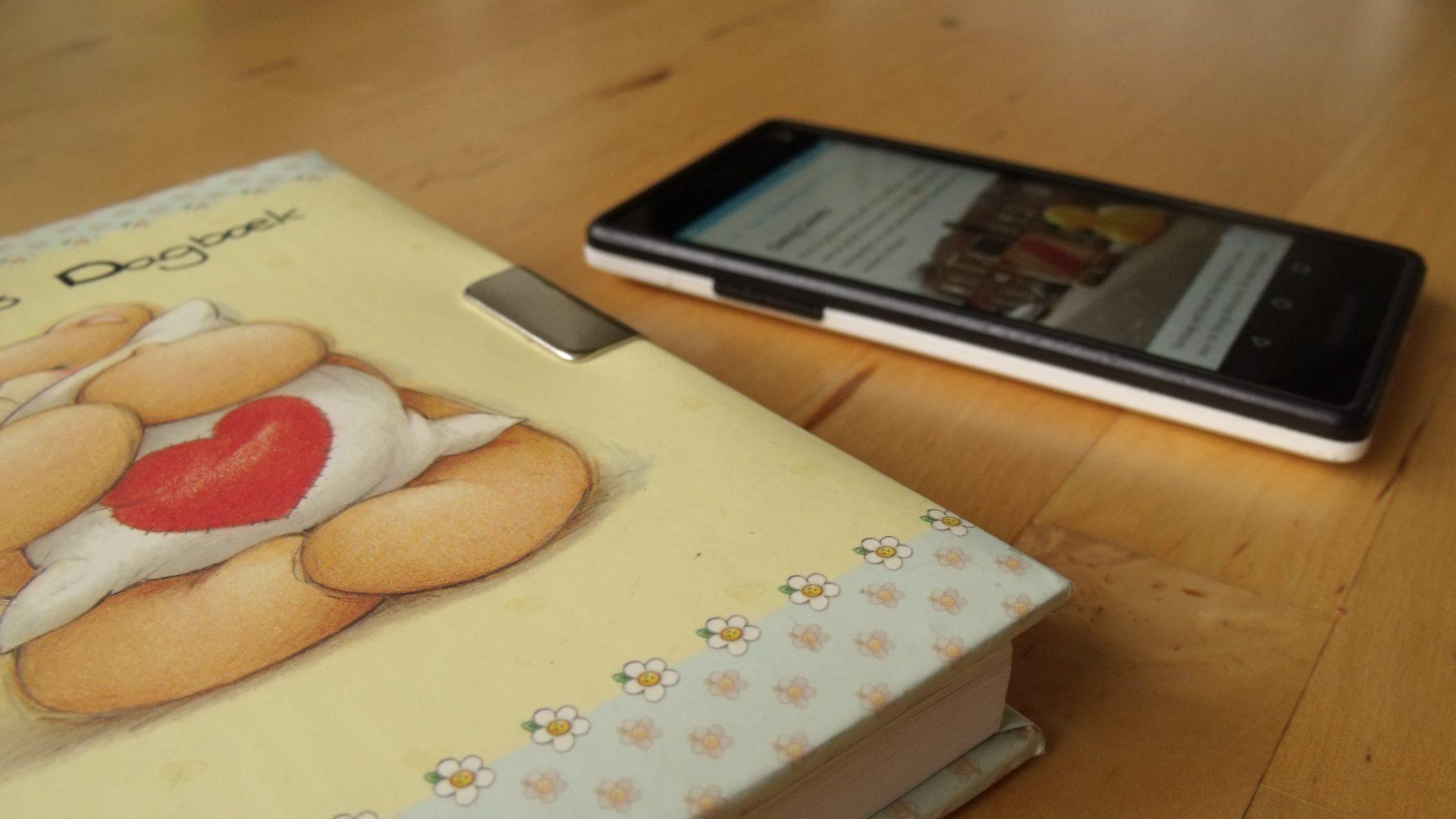 Een dagboek bijhouden: waarom zou je?
