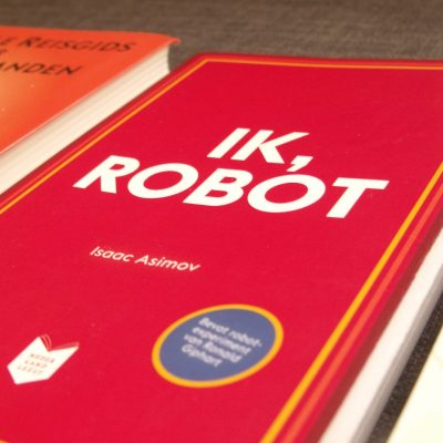 Ik, Robot, van Isaac Asimov