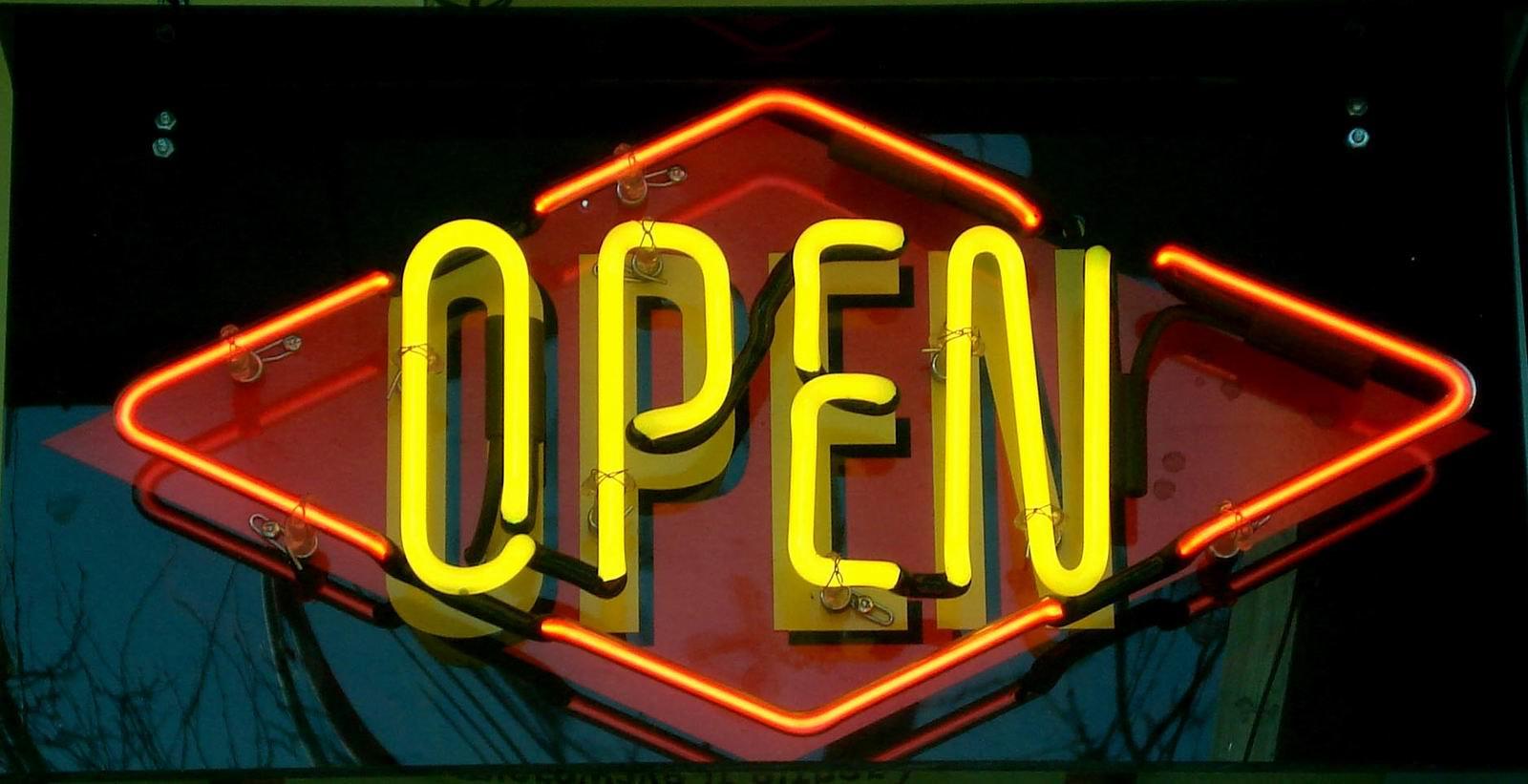 Waarom openheid (soms?) geen kwaad kan