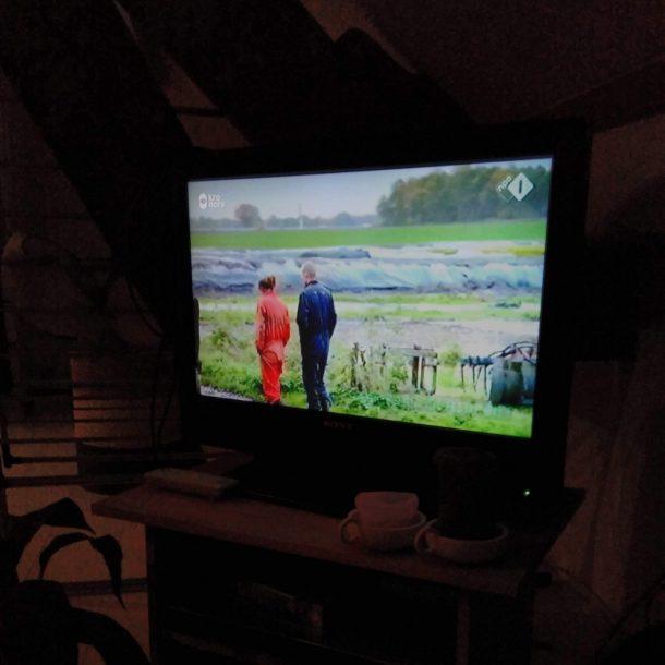 Boer zoekt Vrouw (Annemiek en Steven) op televisie